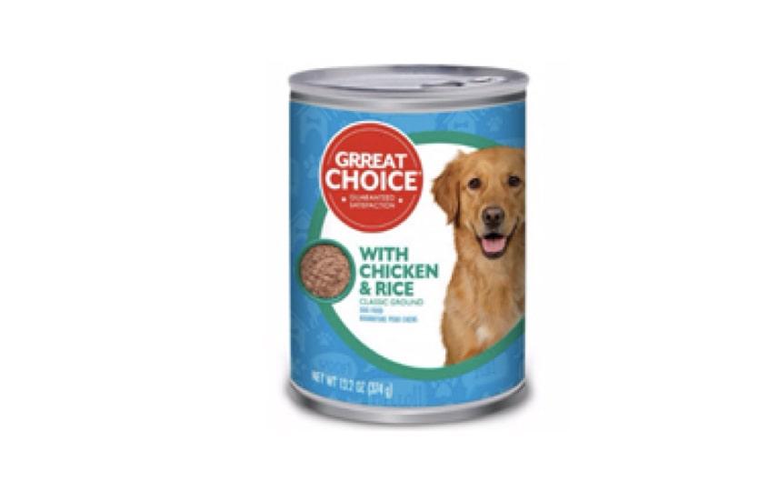 寵物食品回收